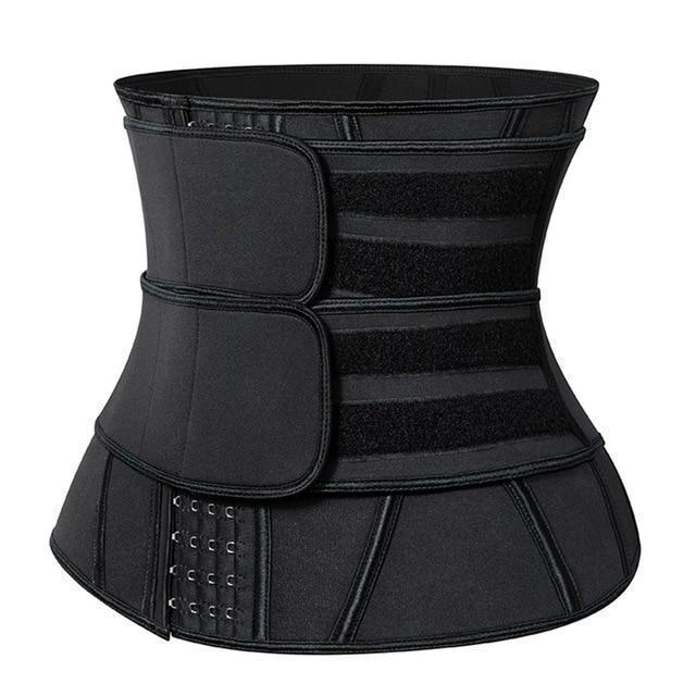 Women Waist Trainer Corset Sport Girdle Slimming Shaper(Sauna Sweat Faja)