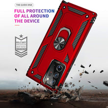 Load image into Gallery viewer, Luxury Armor Ring Bracket Phone Case For Samsung Note 20 Ultra-Fast Delivery