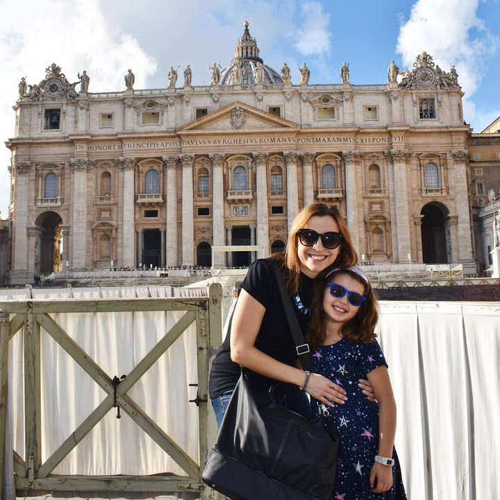 Julia Goes to Rome: A Petit Blue Insider's Guide