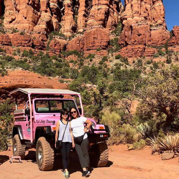 Pink Jeep Tour in Sedona