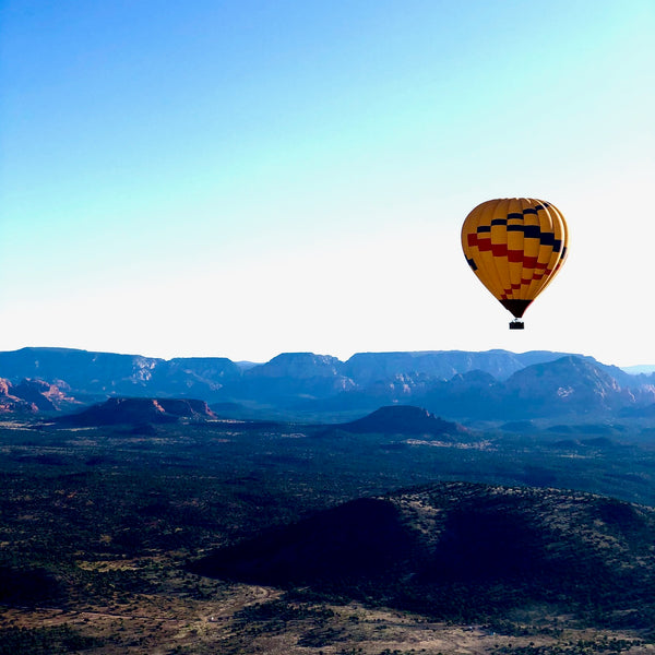 Red Rock Hot Air Balloon in Sedona