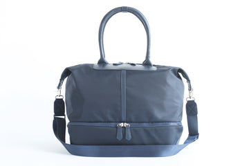 Julia Everywhere Tote - Navy - Petit Blue Handbags