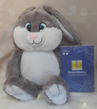 Load image into Gallery viewer, Bebi Beau Bunny - Grey
