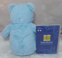 Load image into Gallery viewer, Blueberry the Blue Cubbies Bear