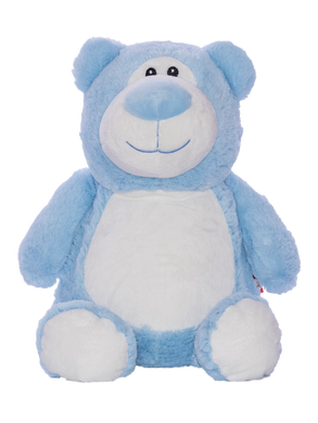 Blueberry the Blue Cubbies Bear