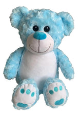Load image into Gallery viewer, Blue Snuga Bear