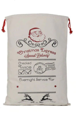 Christmas Express Santa Sack