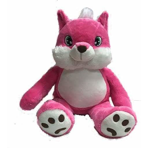 Candy the Pink Remembears Fox