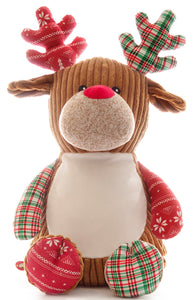 Christmas the Cubbie Reindeer