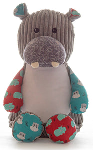 Lumpty Lou the Harlequin Cubbies Hippo