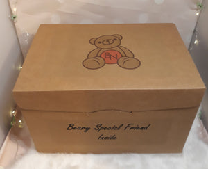 Large Keepsake Box for your Bear
