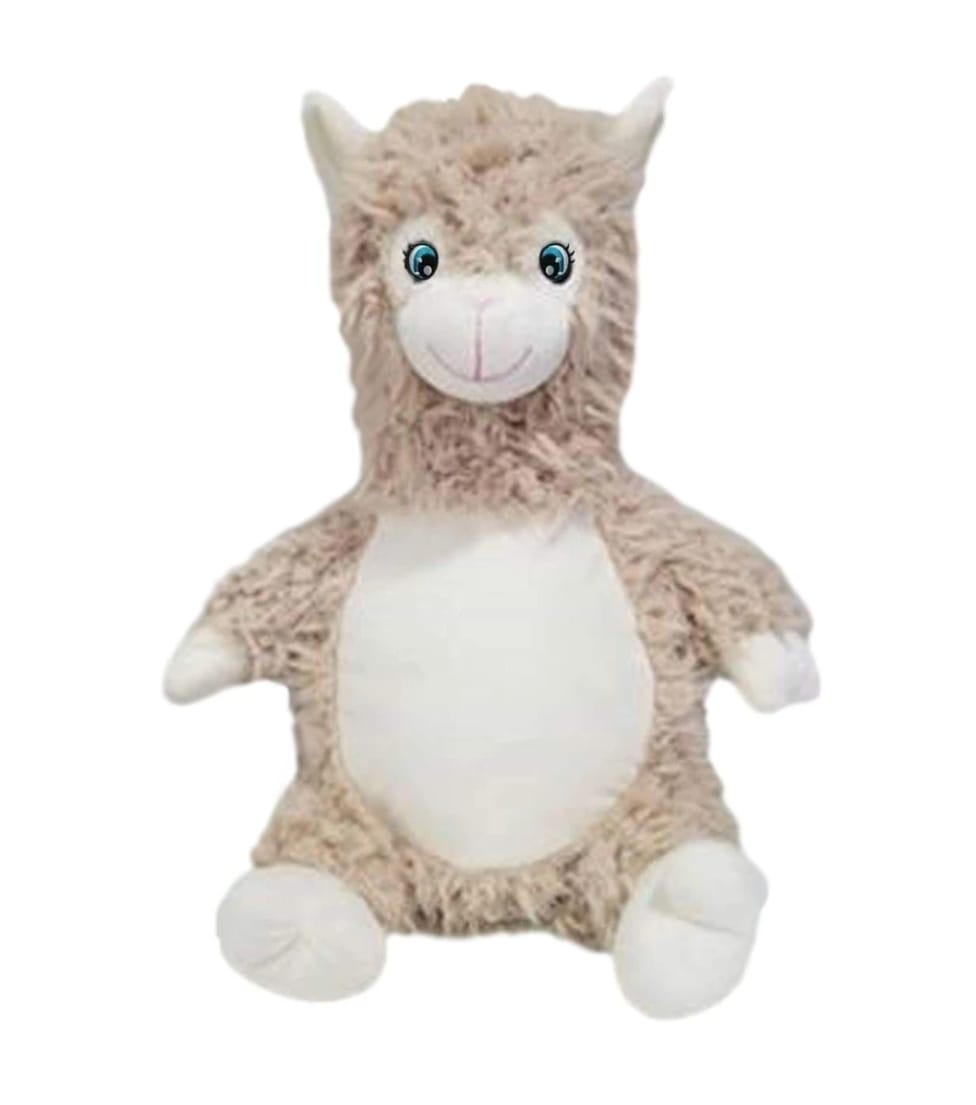 Dolly the BitsyBon Llama