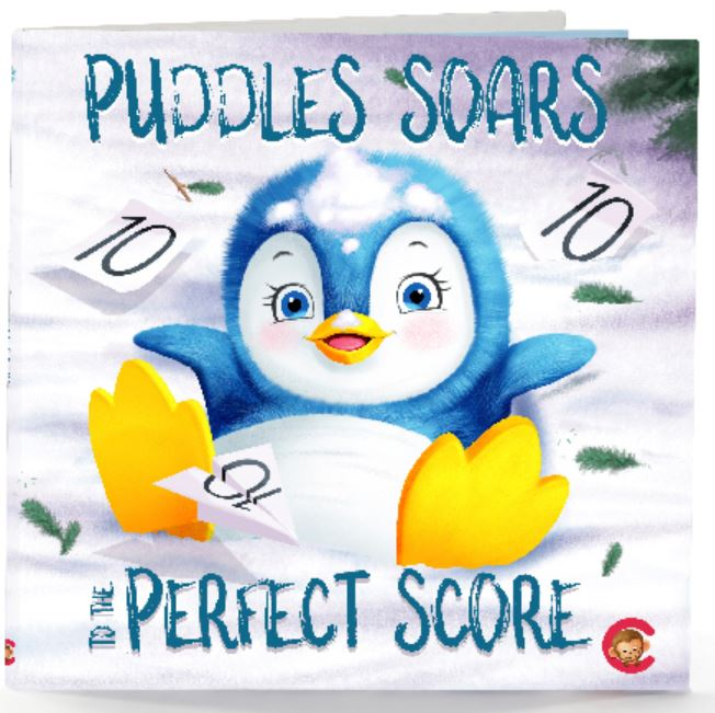Puddles Soars to the Perfect Score