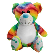 Load image into Gallery viewer, Hope the Pastel Rainbow BitsyBon Bear