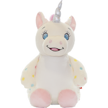 Load image into Gallery viewer, Aurora the Spotty Cubbies Unicorn