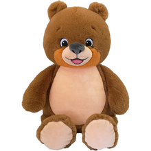 Load image into Gallery viewer, Pew the Cubbie Teddy Bear