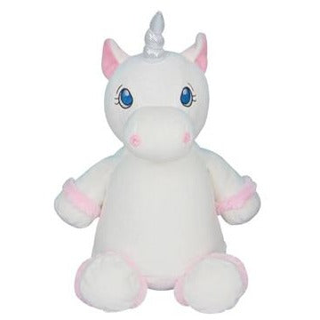Snowy the White Cubbies Unicorn