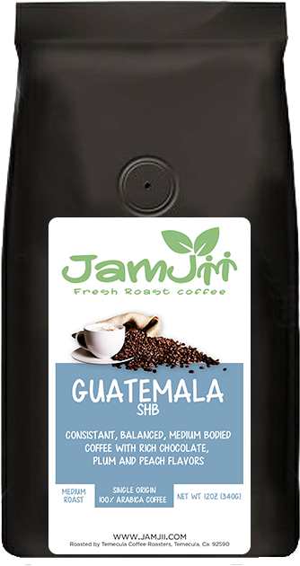 Guatemalan SHB Fresh Roast Coffee