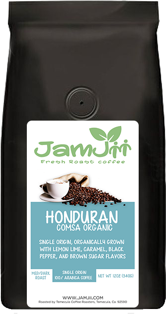 Honduras Comsa Organic Fresh Roast Coffee