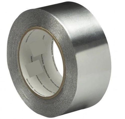 Duct Tape Aluminium Self Adhesive 45m Roll
