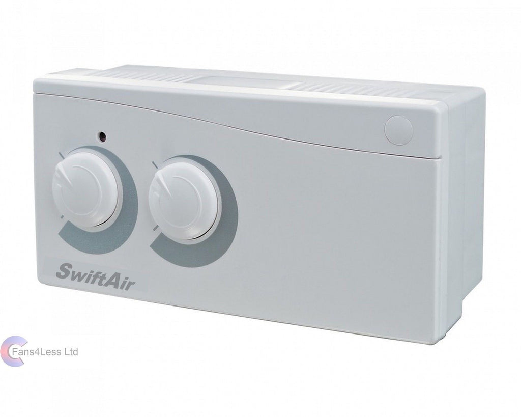 Swiftair Humidity Run On Timer 1361 Shumid Fans4less