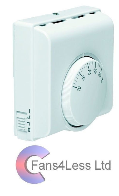SwiftAir STHERM Wall Mounted Thermostat 10 - 30 C Setting