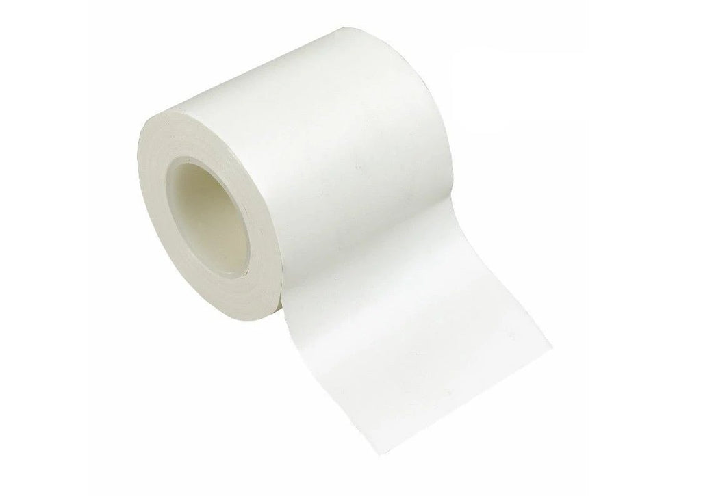 PVC Ducting Sealing Tape Roll White Gaffer Gaffa Duck Duct Cloth Extractor