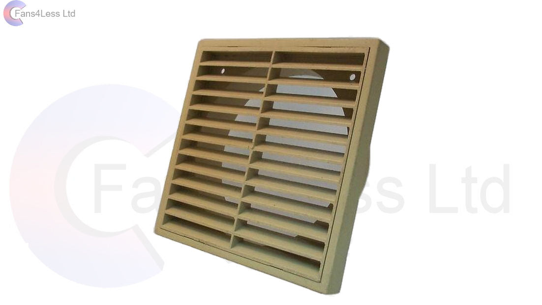 Fixed Wall Ceiling Sofit Grille