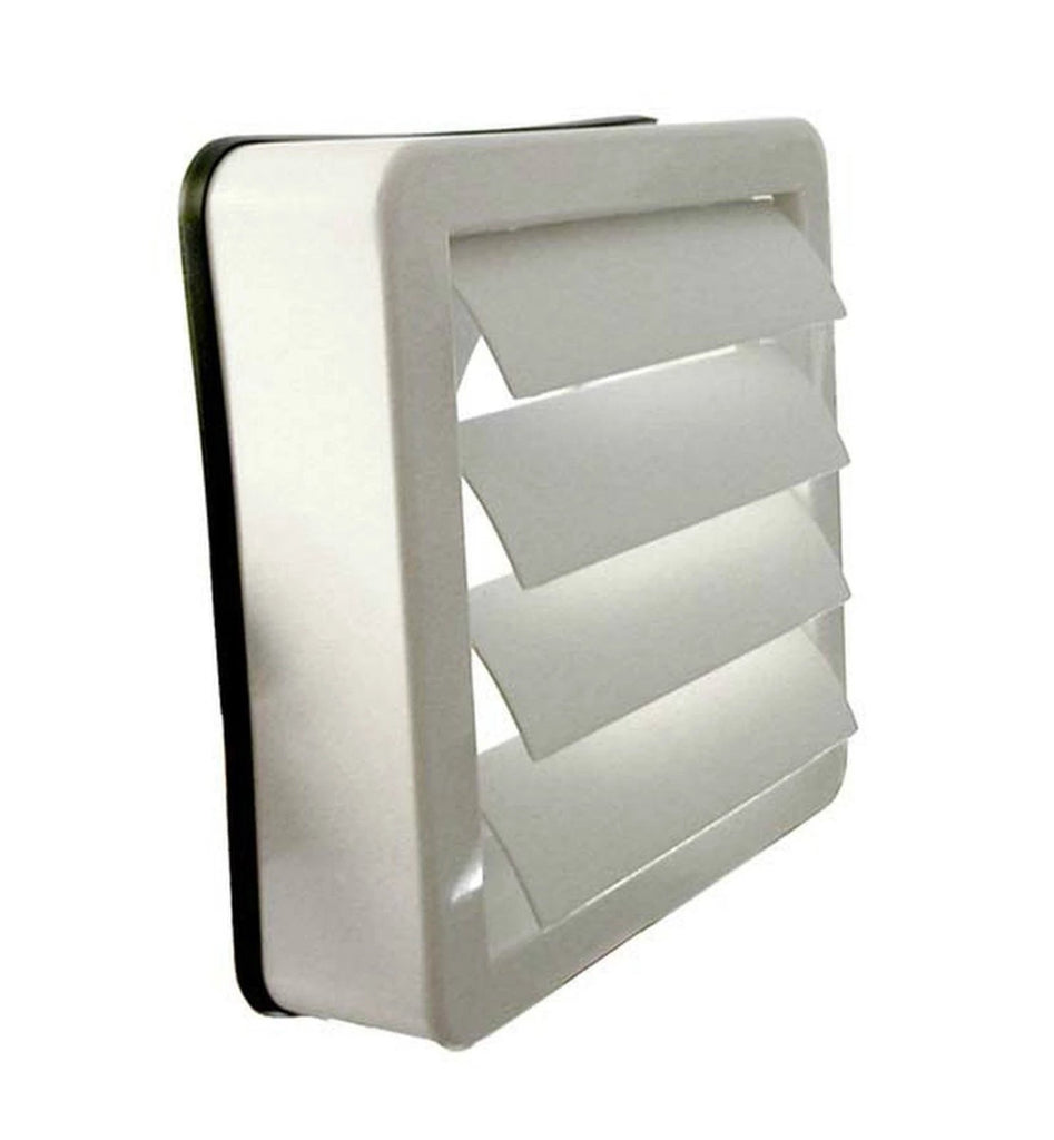 "4"" 5"" 6"" Window Extractor Fan Kit with Gravity Grille Shutters"