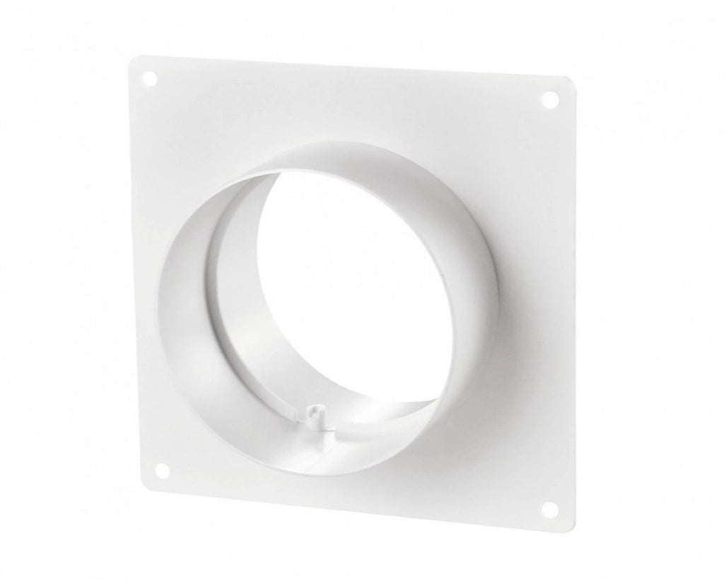 "4"" 5"" 6"" Wall Plate With Spigots Connector"