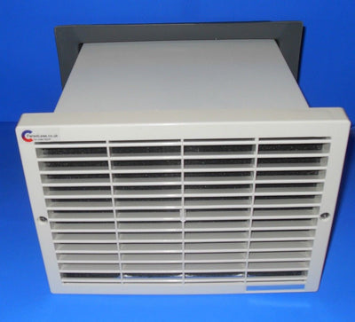 MANHR100W Heat Recovery Fan Heat Exchanger Ventilation Controls Condensation