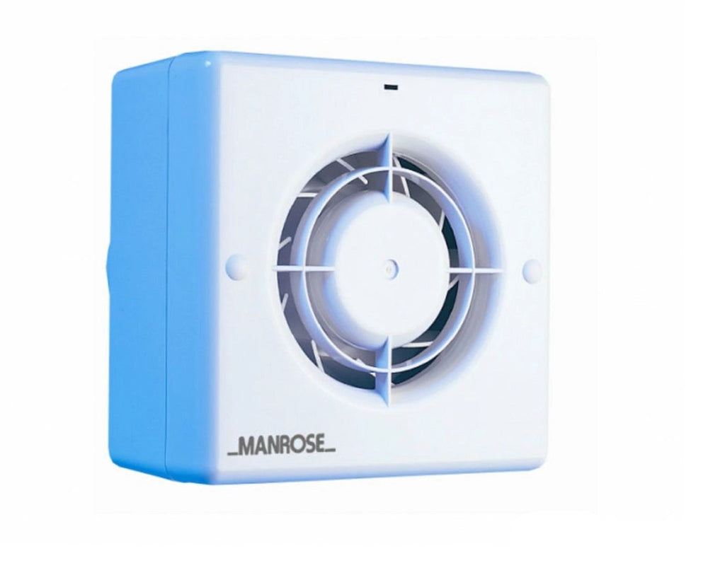 Astounding Manrose Cf100 Toilet Bathroom Extractor Fan Std Timer Pullcord Humidistat 4 Download Free Architecture Designs Scobabritishbridgeorg