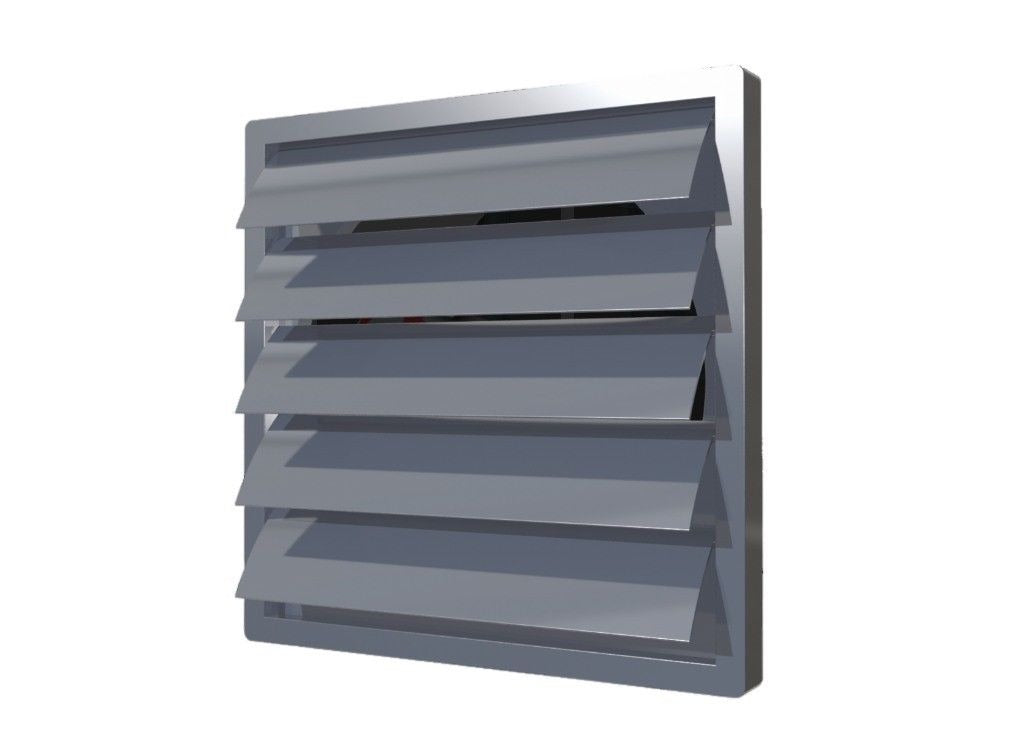 Air Grille Cover Gravity Flap Shutter