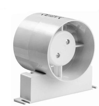 Manrose ID Inline Fan Standard or Timer Model 4