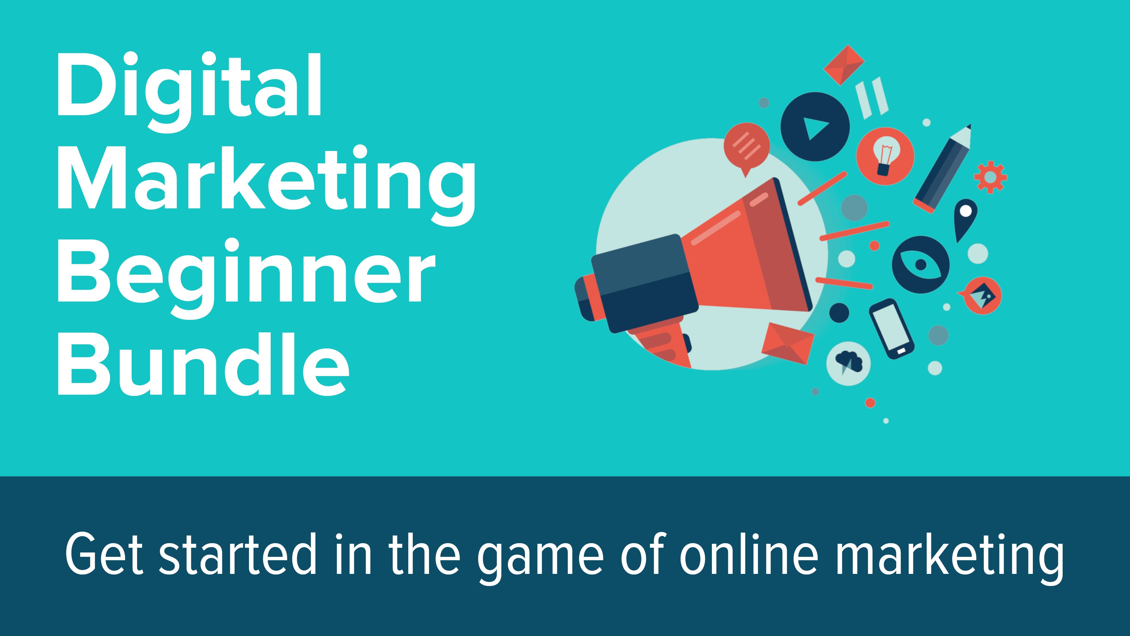 FREE COURSE BUNDLE Digital Marketing Beginner ELearning Course - Free game design course