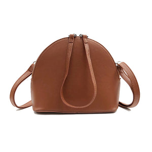 Fashion Mini Faux Leather Women Shoulder Handbag Cross Body Bag Phone Purse Gift