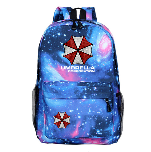 Arrival Movies Resident Evil Backpacks for teenagers women backpacks Canvas school bags Mochila Uniesx