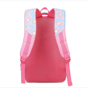 CHAIHSOU 2017 new female backpack primary school students shoulder bag fashion women outdoor backpack