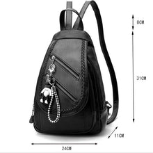 Load image into Gallery viewer, CHAIHSOU 2017 new ladies shoulder bag wild shoulder diagonal cross bag leisure chest travel fashion handbags
