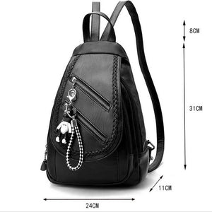 CHAIHSOU 2017 new ladies shoulder bag wild shoulder diagonal cross bag leisure chest travel fashion handbags