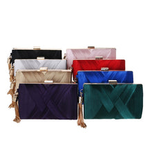Load image into Gallery viewer, Ladies Day Clutch Bag Small Shoulder Handbags Female Party Wedding Evening Bag For Women Phone Purse