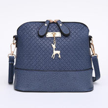 Load image into Gallery viewer, 2017 Women Messenger Bags Fashion Mini Bag With Deer Toy Shell Shape Bag Women Shoulder Bags free shipping