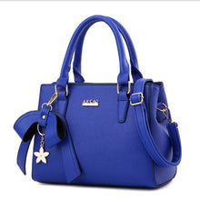 Load image into Gallery viewer, Europe women leather handbags PU handbag leather women bag patent handbag