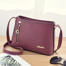 Load image into Gallery viewer, ShuNvBaSha 2017 New Women Shoulder Bag Fashion Female Casual Handbag Leisure Bag Satchel All-match Minimalist Trend Bag