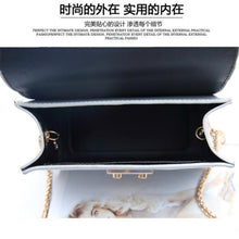 Load image into Gallery viewer, Women's Luxury Leather Black Clutch Bag Ladies Handbags Brand Women Messenger Bags Sac A Main Femme 2018 Bolsa