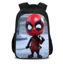 Load image into Gallery viewer, Marvel 3D Printed Deadpool 2 Backpack Teenager Manga Style Student Bag A Wonderful Gift From The Movie Fans