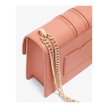 Load image into Gallery viewer, Women's Chain PU(Polyurethane) / Synthetic / PU Crossbody Bag Solid Color Black / Orange / Red / Fall & Winter