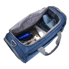 Load image into Gallery viewer, Zipper Travel Bag Color Block Color Block Oxford Cloth Polyester Daily Dark Blue / Purple / Sky Blue / Unisex / Fall & Winter