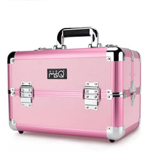 Load image into Gallery viewer, Makeup Tools Makeup Cosmetics Storage Cosmetic & Makeup Bag All-In-1 / Universal / Flexible 1160 Rose Gold / Metal Alloy Quadrate Men / Men and Women / Nursing Daily Multifunctional Large Capacity