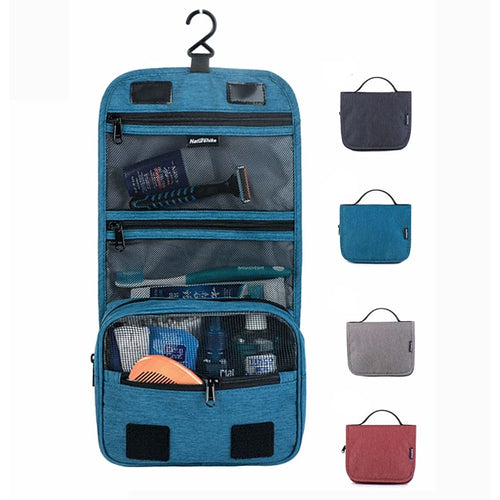 Travel Organizer / Cosmetic Bag / Travel Toiletry Bag Large Capacity / Waterproof / Travel Storage Luggage PVC(PolyVinyl Chloride) / PU(Polyurethane) Travel